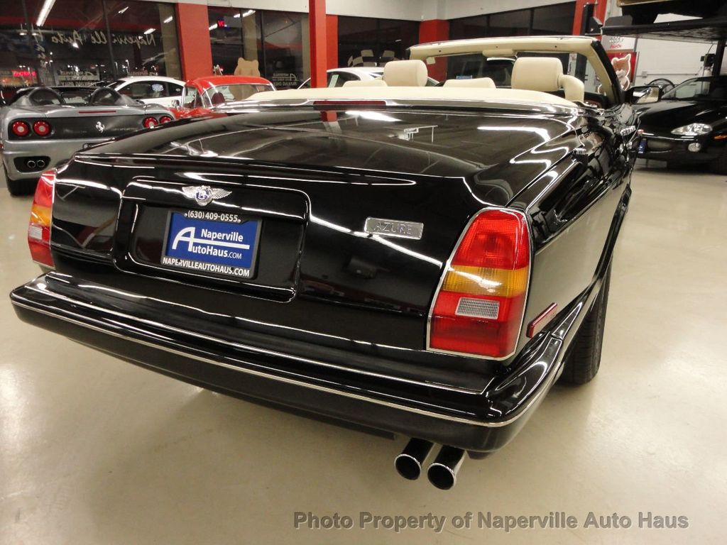 1996 Bentley Azure Convertible  - 14712094 - 70