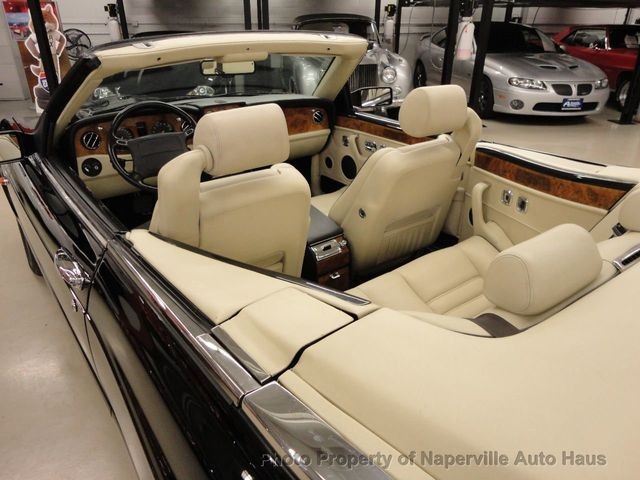 1996 Bentley Azure Convertible  - Click to see full-size photo viewer
