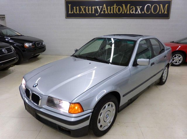 1996 Used BMW 3 Series 318i at Luxury AutoMax Serving Chambersburg ...