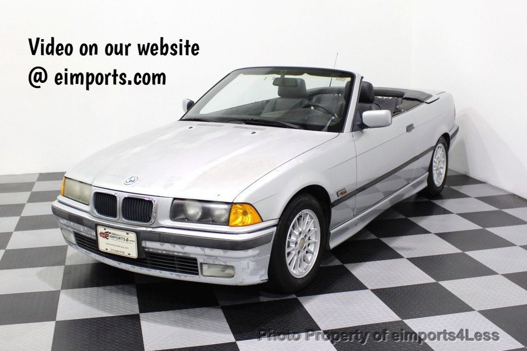 1996 BMW 3 Series 328Ci 5 SPEED MANUAL TRANSMISSION  - 18104448 - 0