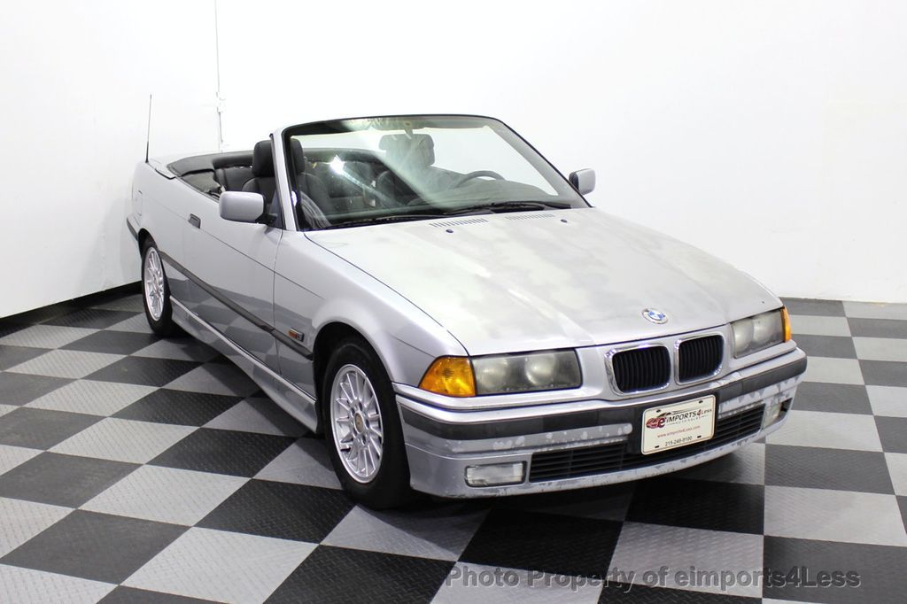 1996 BMW 3 Series 328Ci 5 SPEED MANUAL TRANSMISSION  - 18104448 - 9