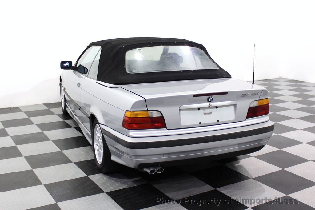1996 BMW 3 Series 328Ci 5 SPEED MANUAL TRANSMISSION  - 18104448 - 10