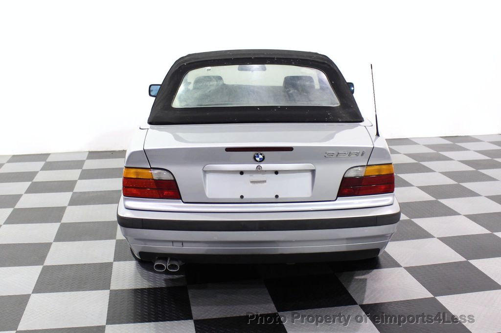 1996 BMW 3 Series 328Ci 5 SPEED MANUAL TRANSMISSION  - 18104448 - 11