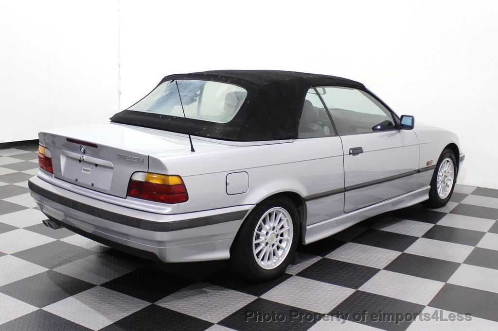 1996 BMW 3 Series 328Ci 5 SPEED MANUAL TRANSMISSION  - 18104448 - 12