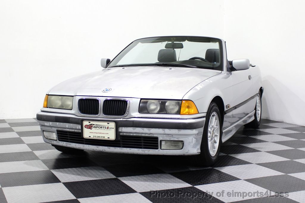 1996 BMW 3 Series 328Ci 5 SPEED MANUAL TRANSMISSION  - 18104448 - 15