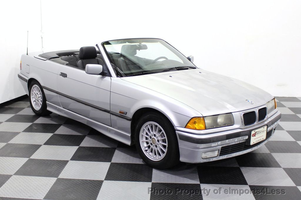 1996 BMW 3 Series 328Ci 5 SPEED MANUAL TRANSMISSION  - 18104448 - 16