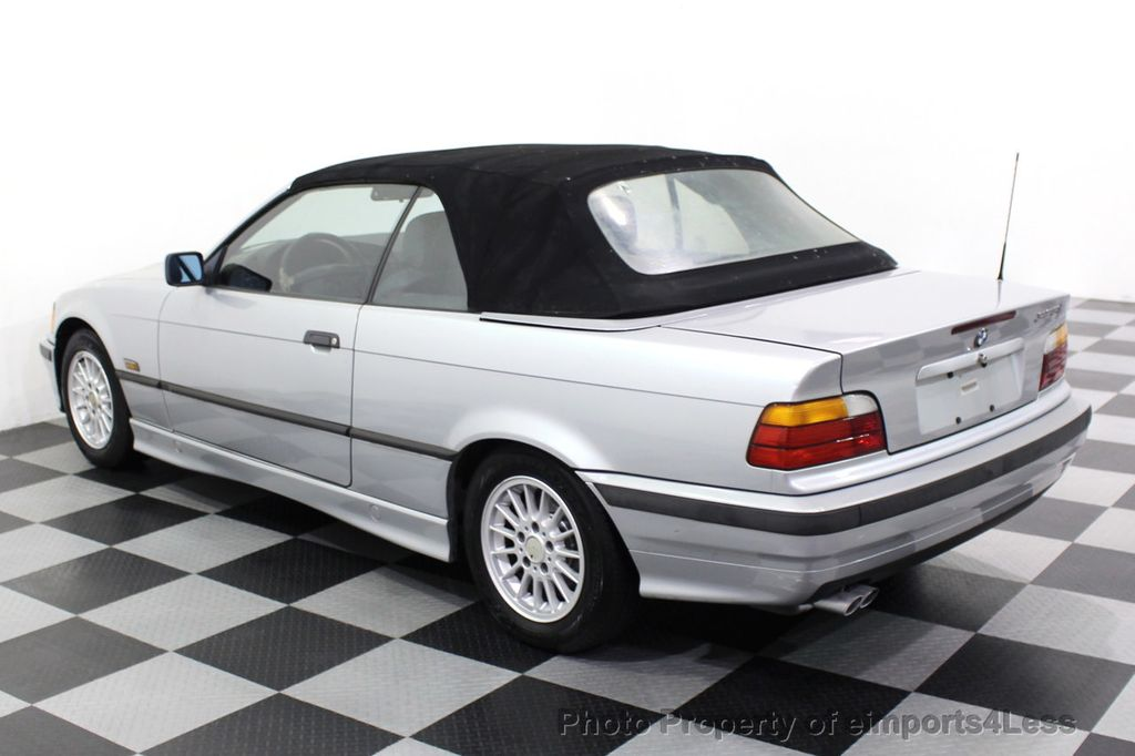 1996 BMW 3 Series 328Ci 5 SPEED MANUAL TRANSMISSION  - 18104448 - 17