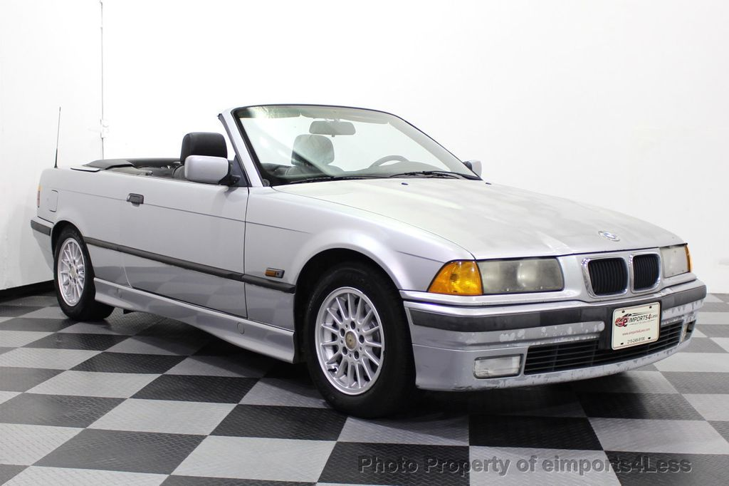 1996 BMW 3 Series 328Ci 5 SPEED MANUAL TRANSMISSION  - 18104448 - 1