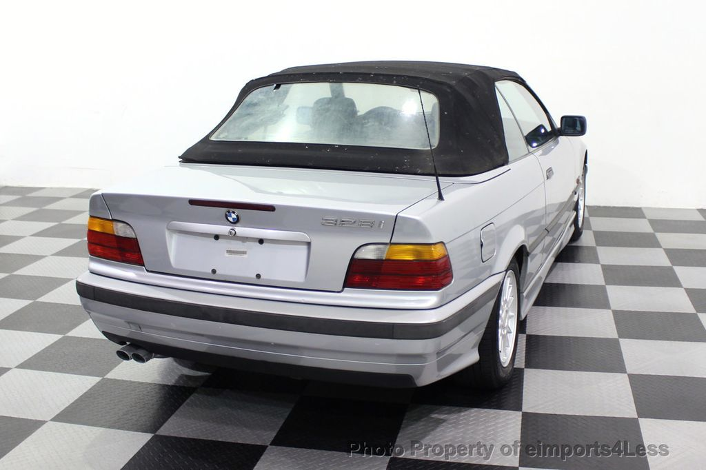 1996 BMW 3 Series 328Ci 5 SPEED MANUAL TRANSMISSION  - 18104448 - 19