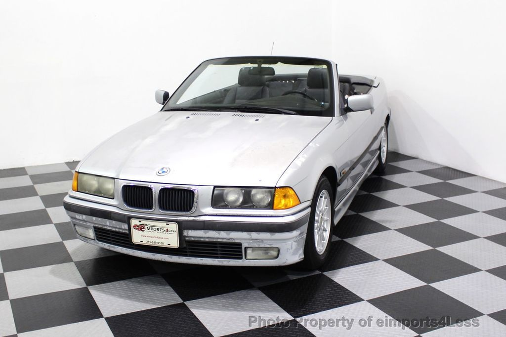 1996 BMW 3 Series 328Ci 5 SPEED MANUAL TRANSMISSION  - 18104448 - 22