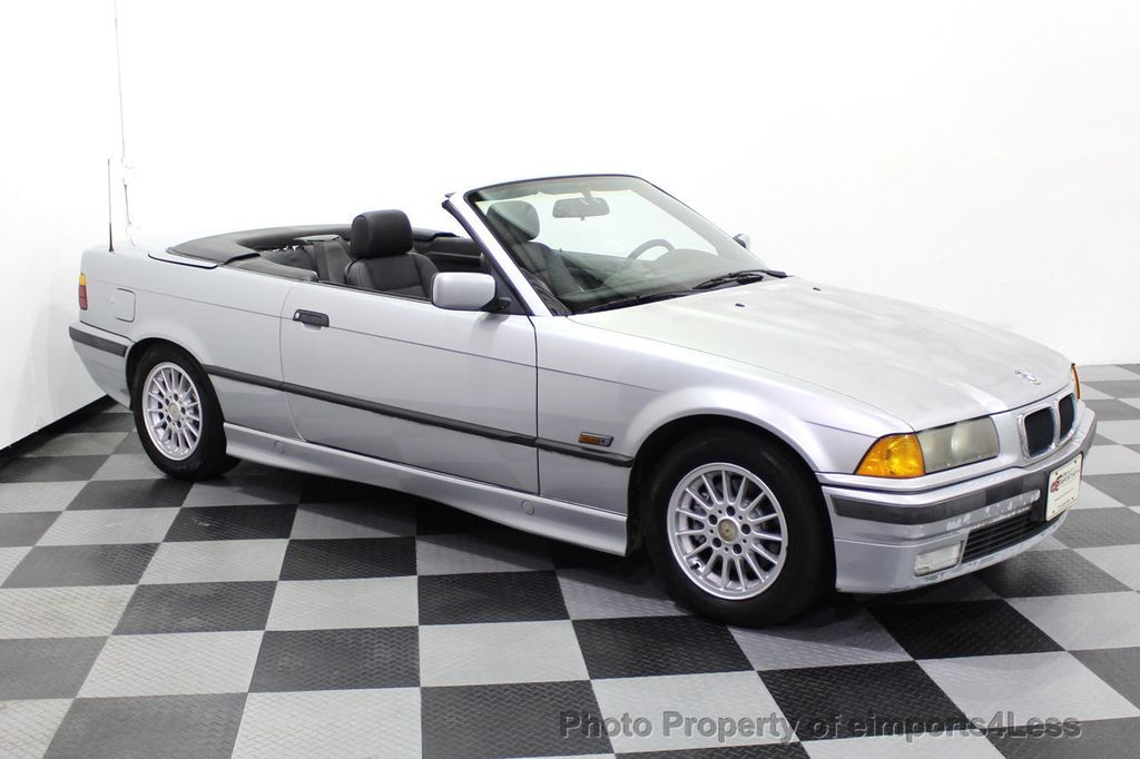 1996 BMW 3 Series 328Ci 5 SPEED MANUAL TRANSMISSION  - 18104448 - 23
