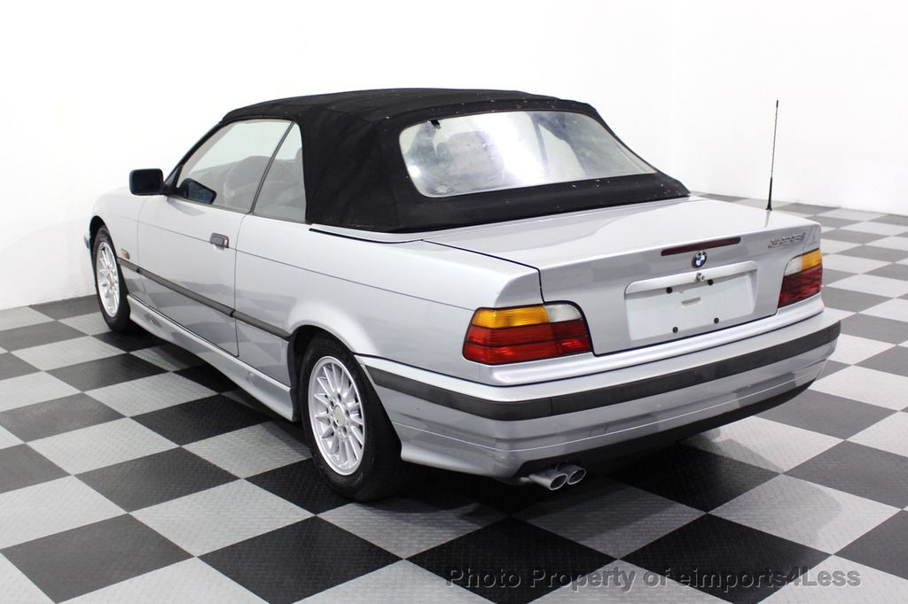 1996 BMW 3 Series 328Ci 5 SPEED MANUAL TRANSMISSION  - 18104448 - 24
