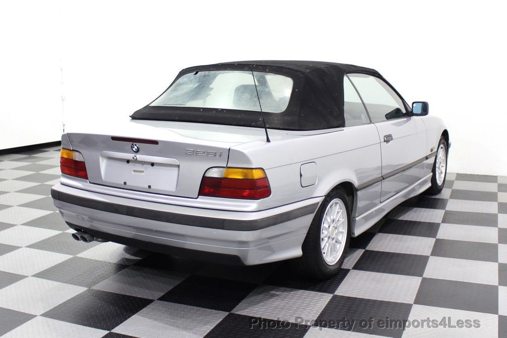 1996 BMW 3 Series 328Ci 5 SPEED MANUAL TRANSMISSION  - 18104448 - 25