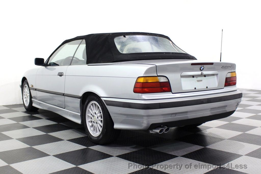 1996 BMW 3 Series 328Ci 5 SPEED MANUAL TRANSMISSION  - 18104448 - 2