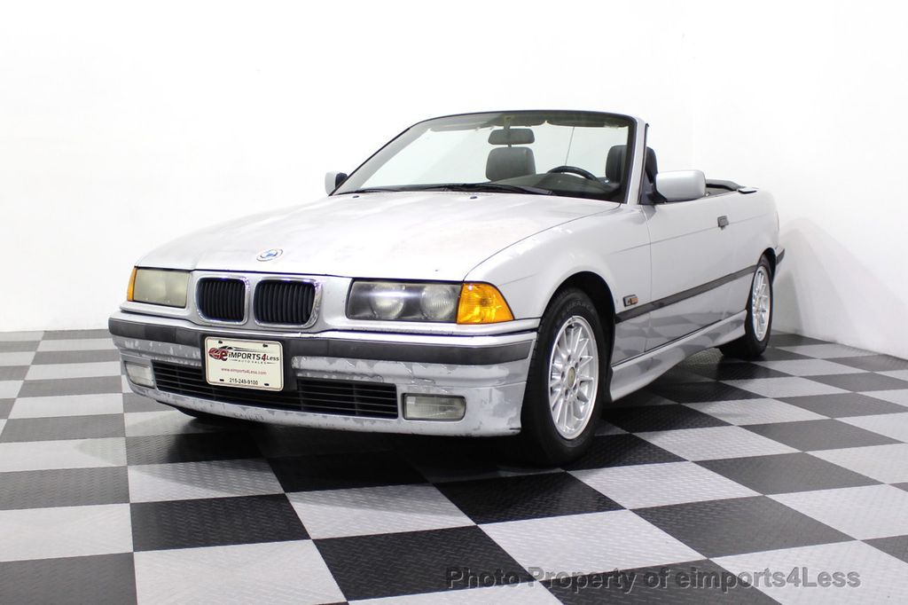 1996 BMW 3 Series 328Ci 5 SPEED MANUAL TRANSMISSION  - 18104448 - 29