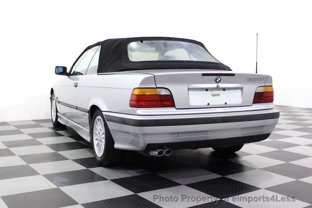 1996 BMW 3 Series 328Ci 5 SPEED MANUAL TRANSMISSION  - 18104448 - 30