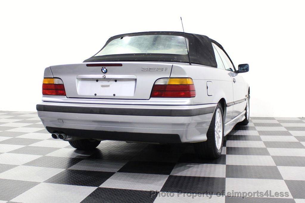 1996 BMW 3 Series 328Ci 5 SPEED MANUAL TRANSMISSION  - 18104448 - 31
