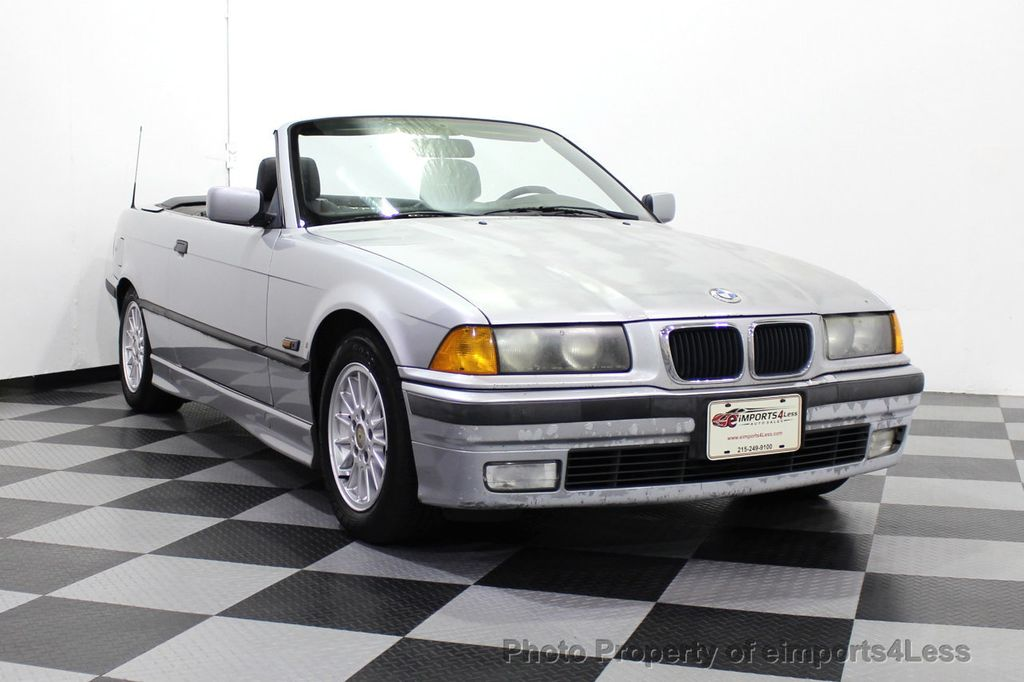 1996 BMW 3 Series 328Ci 5 SPEED MANUAL TRANSMISSION  - 18104448 - 32