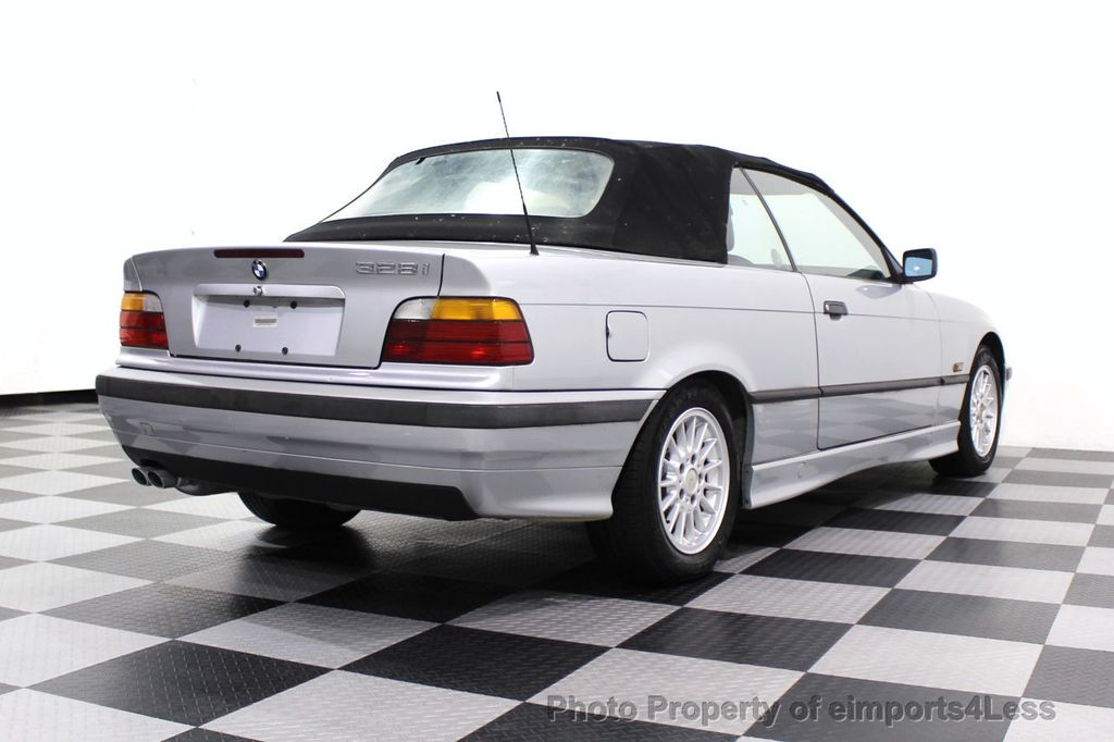 1996 BMW 3 Series 328Ci 5 SPEED MANUAL TRANSMISSION  - 18104448 - 3