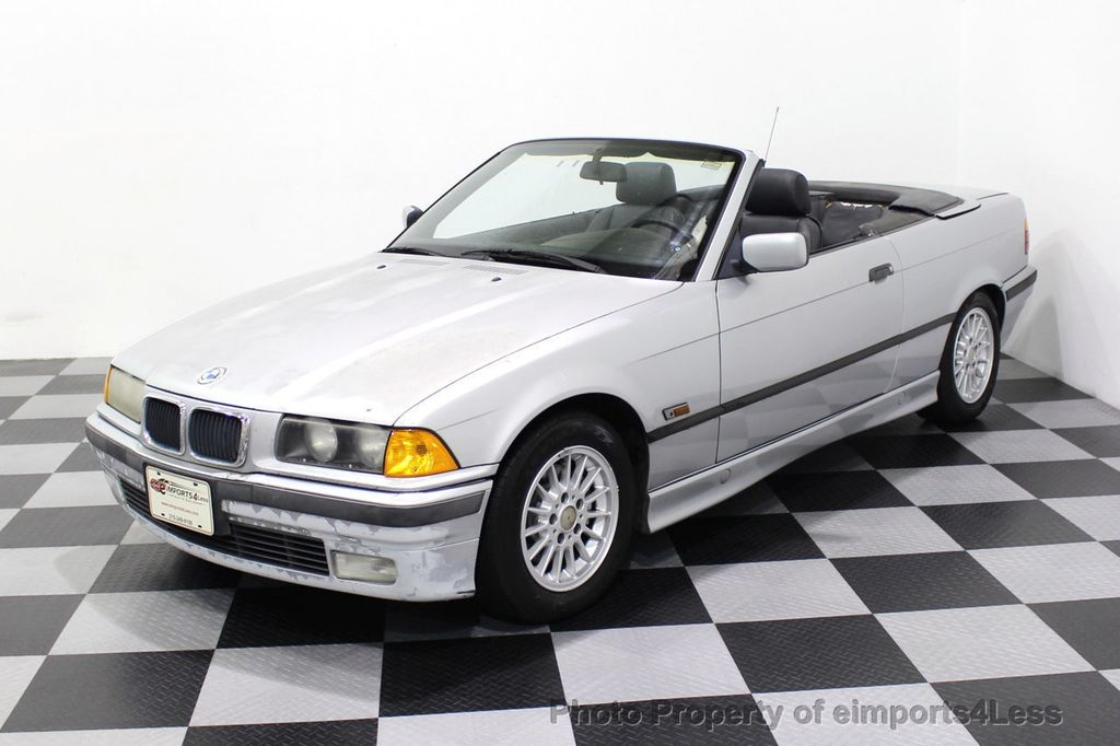 1996 BMW 3 Series 328Ci 5 SPEED MANUAL TRANSMISSION  - 18104448 - 8