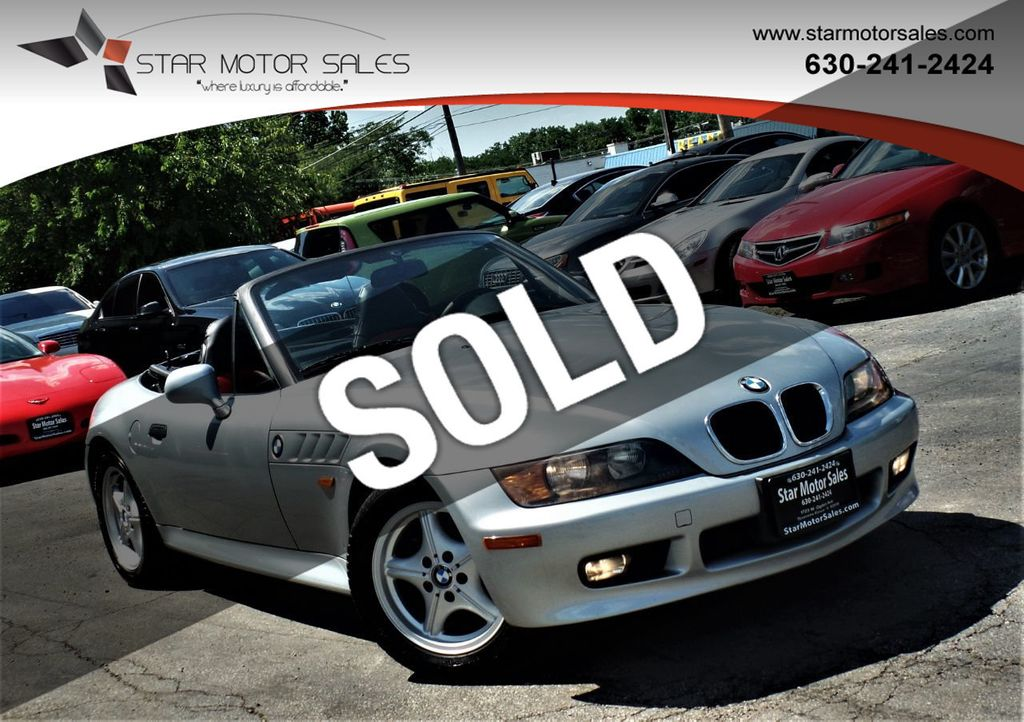 1996 BMW 3 Series Roadster - 19212195 - 0