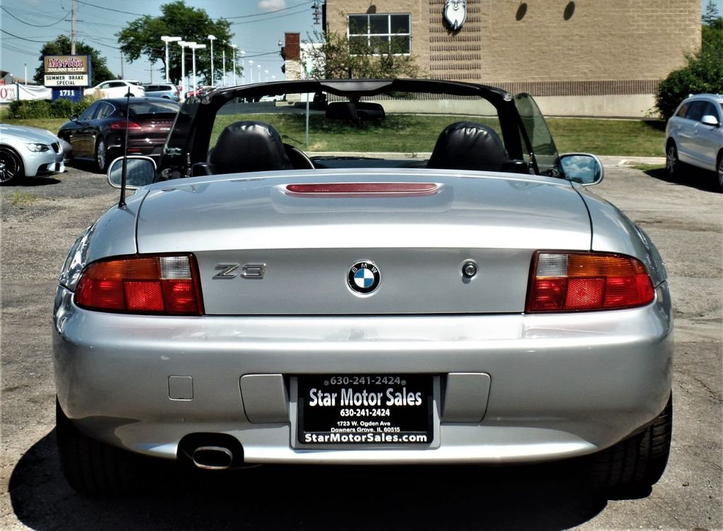 1996 BMW 3 Series Roadster - 19212195 - 10