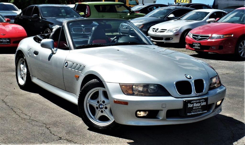 1996 BMW 3 Series Roadster - 19212195 - 24