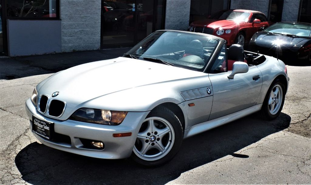 1996 BMW 3 Series Roadster - 19212195 - 26