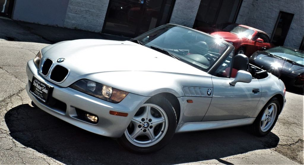 1996 BMW 3 Series Roadster - 19212195 - 2