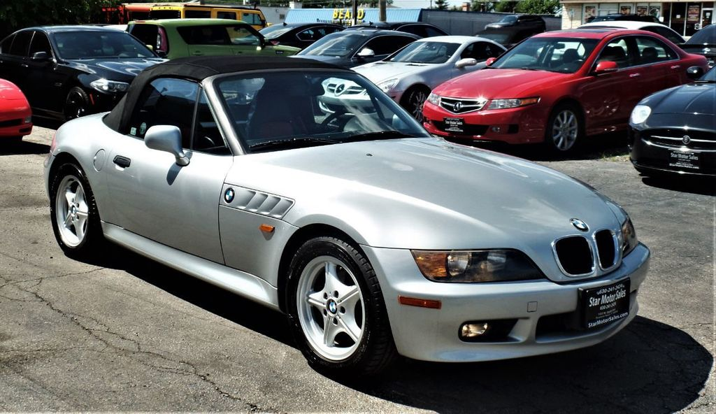 1996 BMW 3 Series Roadster - 19212195 - 32