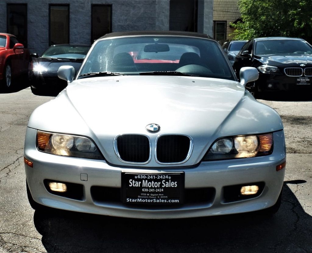 1996 BMW 3 Series Roadster - 19212195 - 33