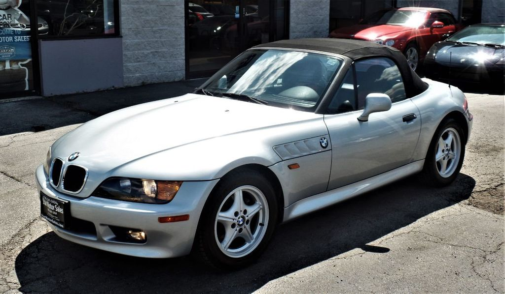 1996 BMW 3 Series Roadster - 19212195 - 34