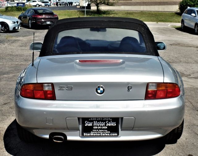 1996 BMW 3 Series Roadster - Click to see full-size photo viewer