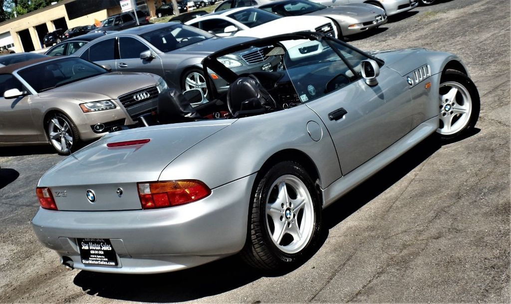 1996 BMW 3 Series Roadster - 19212195 - 4
