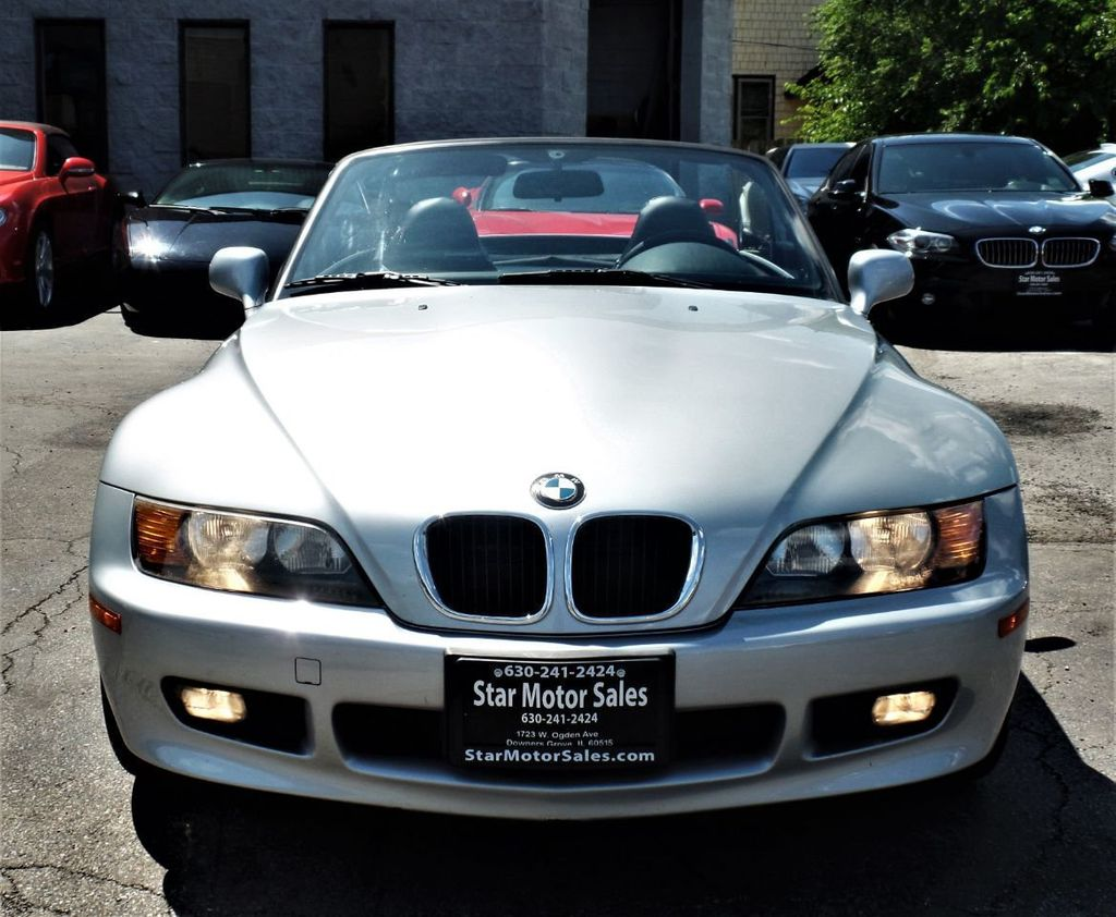 1996 BMW 3 Series Roadster - 19212195 - 7