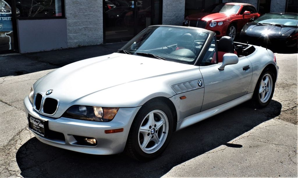 1996 BMW 3 Series Roadster - 19212195 - 8