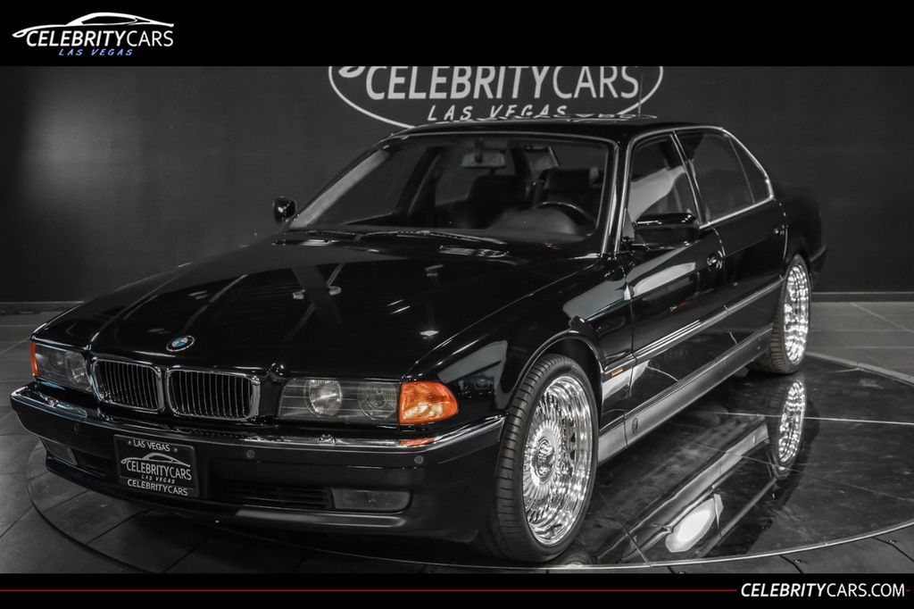 Pawn Car Title >> 1996 Used BMW 7 Series Tupac Shakur at Celebrity Cars Las Vegas, NV, IID 16762570