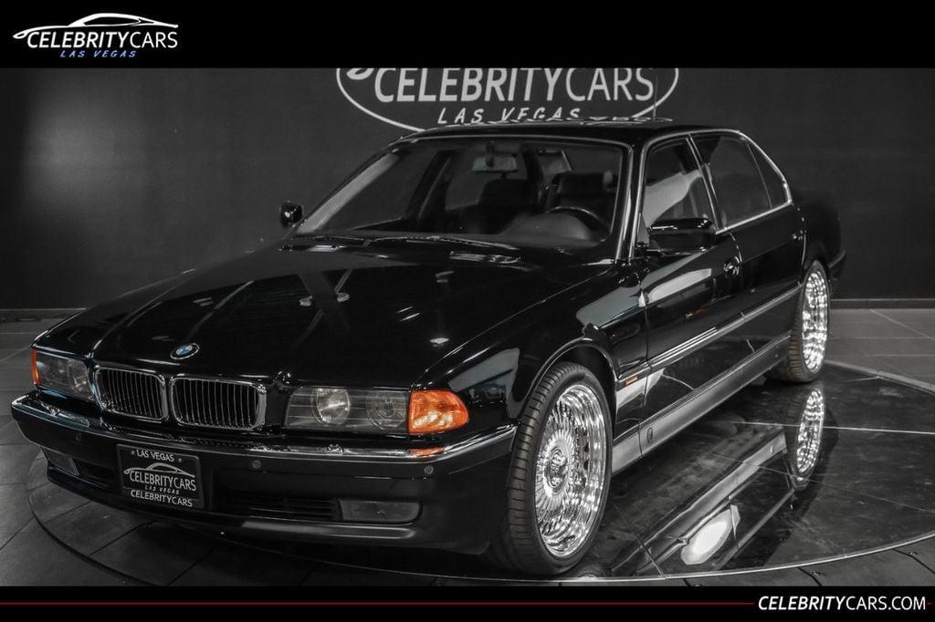 1996 Used Bmw 7 Series Tupac Shakur At Celebrity Cars Las Vegas Nv