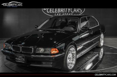 1996 BMW 7 Series Tupac Shakur  Sedan
