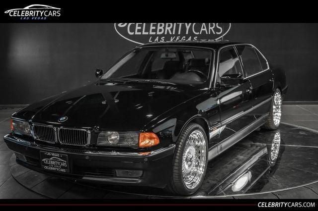 1996 Used Bmw 7 Series Tupac Shakur At Celebrity Cars Las Vegas Nv Iid 16762570