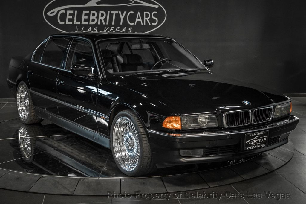 1996 Used Bmw 7 Series Tupac Shakur At Celebrity Cars Las Vegas Nv