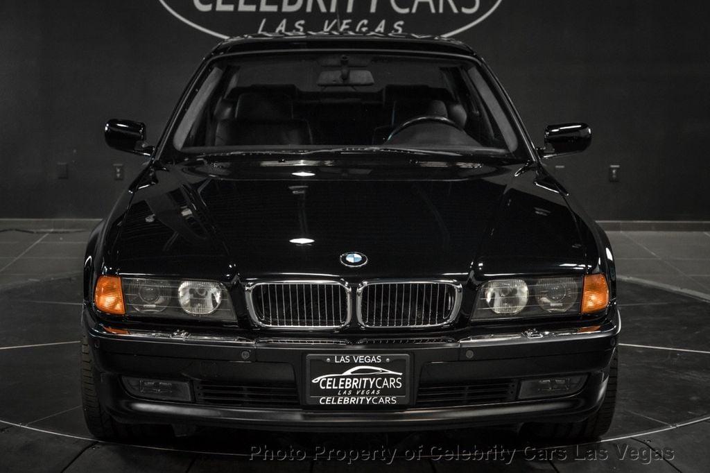 1996 BMW 7 Series Tupac Shakur