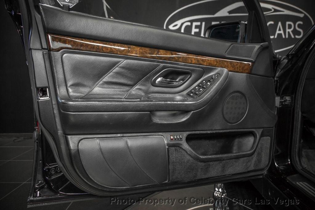 1996 BMW 7 Series Tupac Shakur  - 16762570 - 43