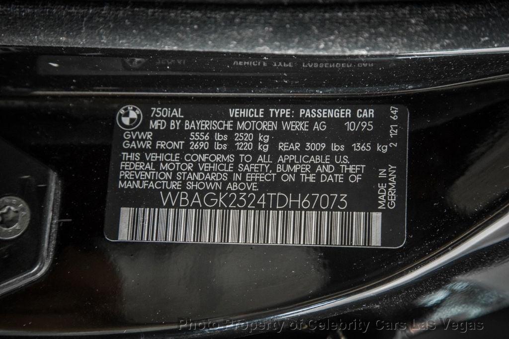 1996 BMW 7 Series Tupac Shakur  - 16762570 - 52