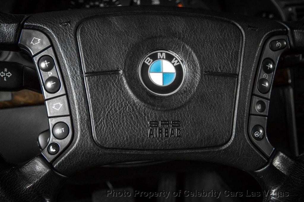 1996 BMW 7 Series Tupac Shakur  - 16762570 - 58