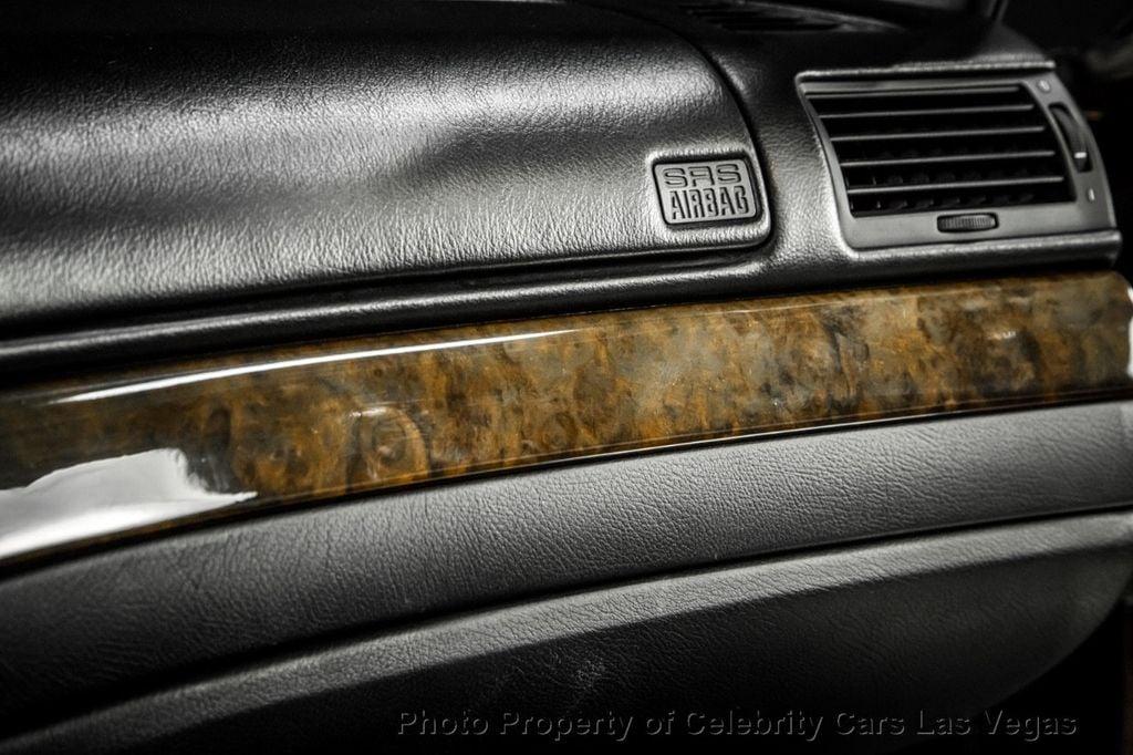 1996 BMW 7 Series Tupac Shakur  - 16762570 - 59