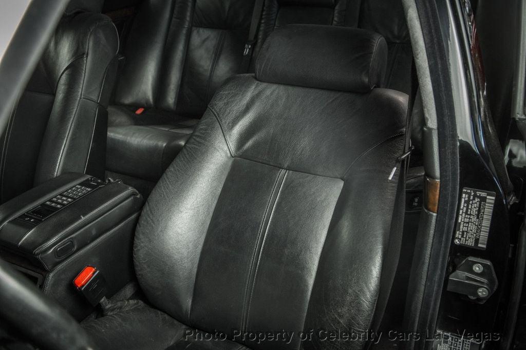 1996 BMW 7 Series Tupac Shakur  - 16762570 - 62