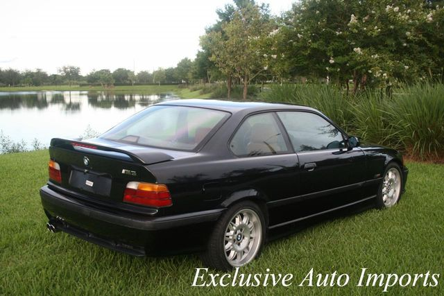 1996 BMW M3 1996 BMW M3 Coupe 5-Speed Manual Luxury Package - Click to see full-size photo viewer