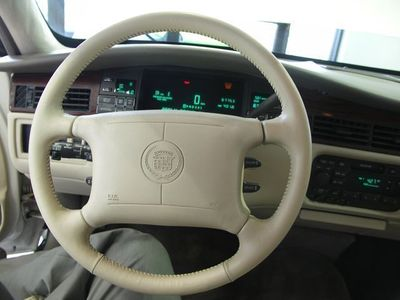 1996 cadillac sedan deville interior