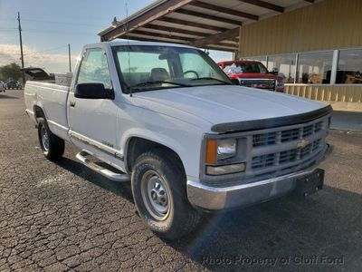 "1996 Chevrolet C/K 2500 Reg Cab 131.5"" WB - Click to see full-size photo viewer"
